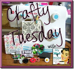 Crafty Tuesday 2