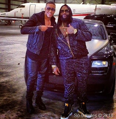 Anselmo Ralph & Rick Ross so 9dades
