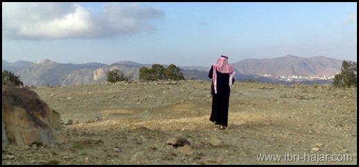 علي أحمد أبو حجر بوادي البركة ببلجرشي