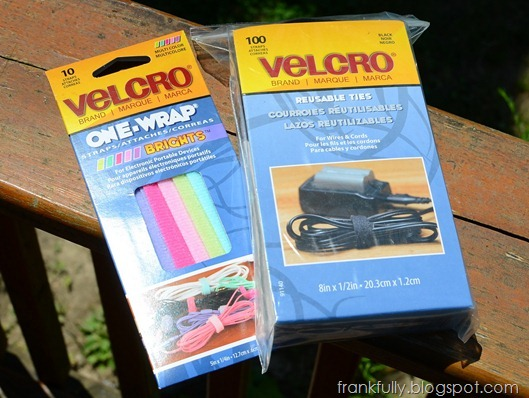 Velcro One-Wrap ties