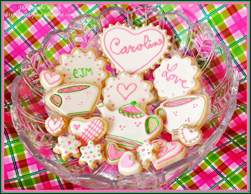 tea & heart cookies 010