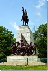Virginia Memorial with Gen. Robert E. Lee