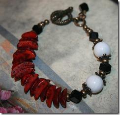 Red Pop Bracelet 1