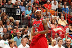 lebron james nba 130224 mia vs cle 05 LeBron Debuts Prism Xs As Miami Heat Win 13th Straight
