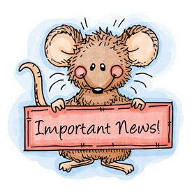 announcement mouse