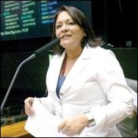 deputada federal Dalva Figueiredo