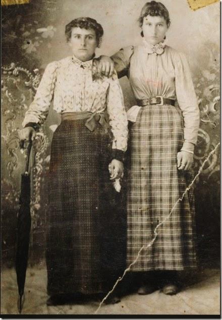 Lantroop Sisters