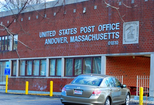 2. Post office-kab