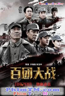 Chiến Tuyến Khốc Liệt - The Hundred Regiments Offensive Tập 1080p Full HD