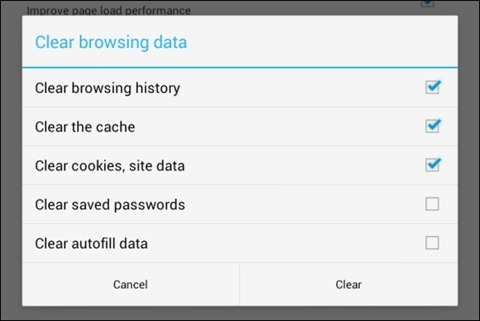 clear-browsing-data-in-chrome-for-android
