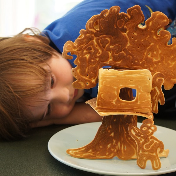 magic treehouse pancake