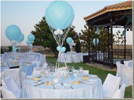 Decoracin de Jardines para Fiesta Infantil4