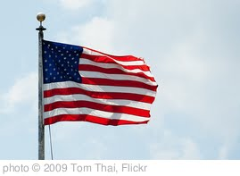 'American Flag' photo (c) 2009, Tom Thai - license: http://creativecommons.org/licenses/by/2.0/
