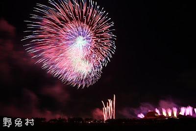 [臺南-活動] 2012 鹿耳門聖母廟高空煙火秀