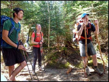05 - Through Hikers-Backpackers