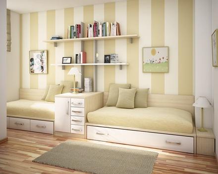 diseño-y-decoracion-habitaciones-niños