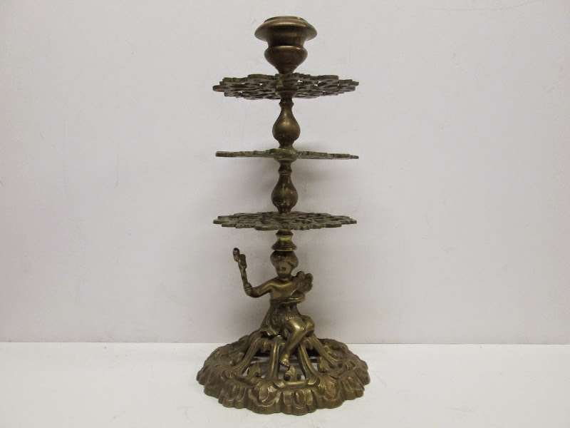 Ornate Candlestick