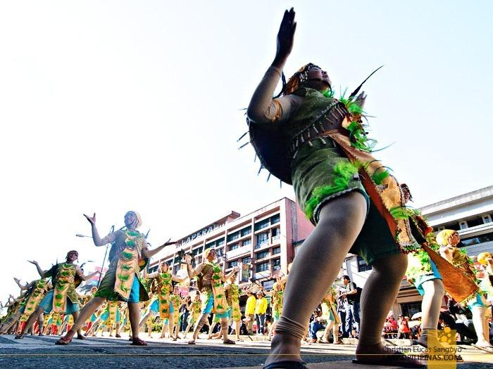Baguio City's Panagbenga Festival