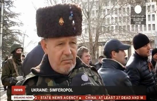 Crimèa 1 març 2014 Euronews 3