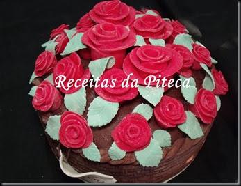Bolo cesta de rosas1