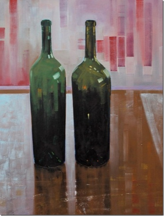 two bottles-Reid-Thorpe-ENKAUSTIKOS