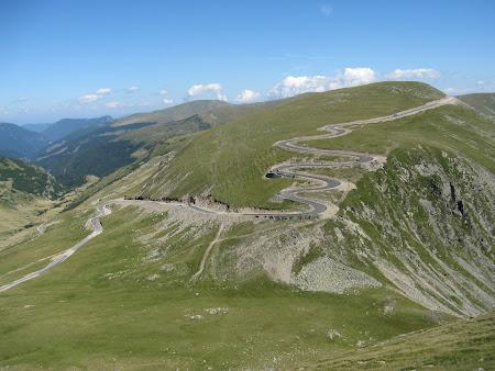 Obiective turistice Romania: Transalpina