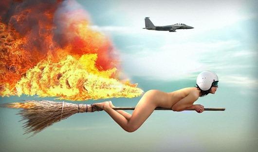 песочница-ведьма-самолет-метла-84686