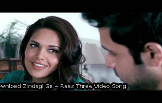 Watch Online Video Raaz 3 Song Zindagi Se