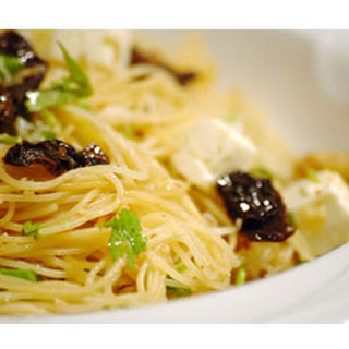 Angel Hair Pasta Olive Oil Sun Dried Tomatoes Recipes