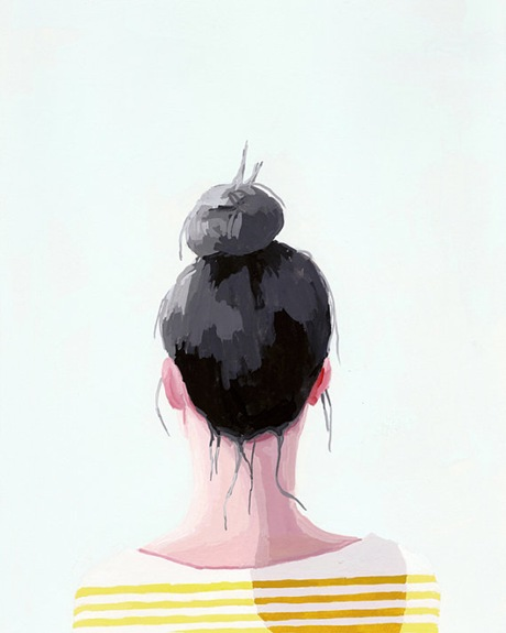 Bun Print by Elizabeth Mayville 3