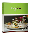 Box gastronomía. Gentileza: Big Box.