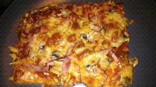 annikas lchf pizza