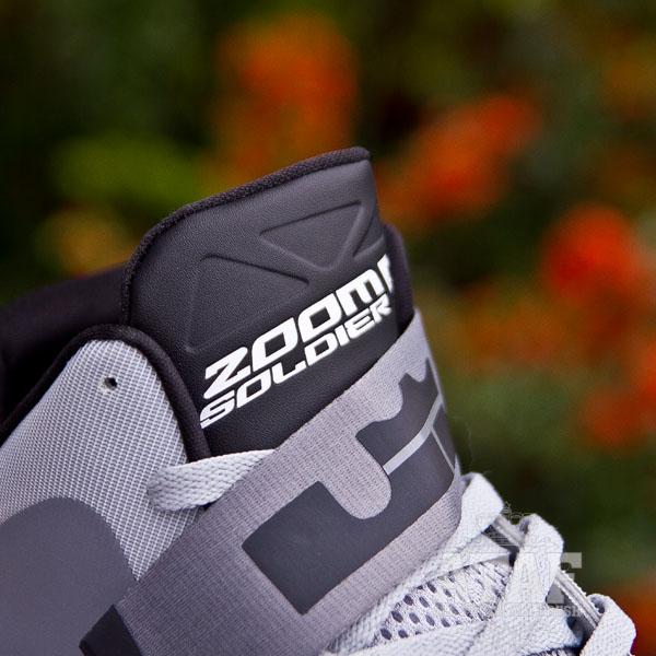 Recently Released Nike Zoom LeBron Soldier VI Cool Grey