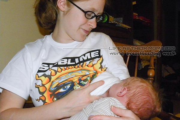 worldbreastfeedingweek1- life as their mom