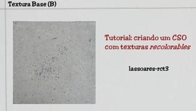 Textura Recolorable (B) lassoares-rct3
