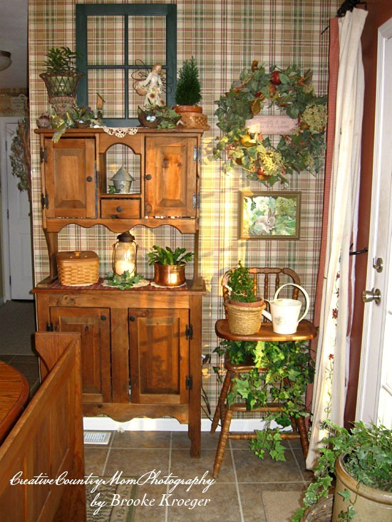 Garden Kitchen Decor House Decor Ideas