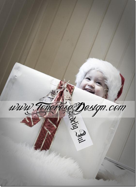 Lukas nissebilde julekortbilder julekort diy
