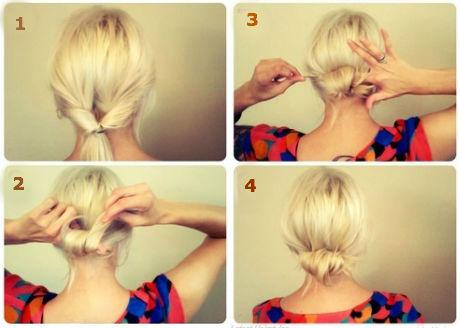 Malalau moda peinados paso a paso - Tutorial de peinados ...