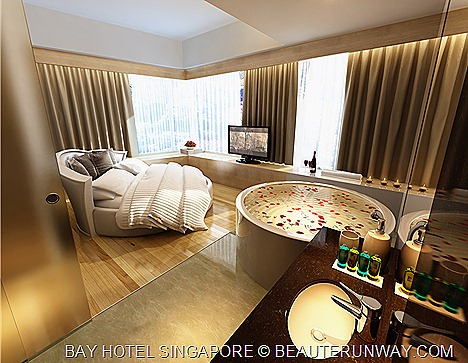 Bay Hotel Singapore Suite Room