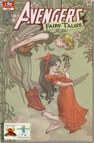 2012-05-27 - Avengers Fairy Tales
