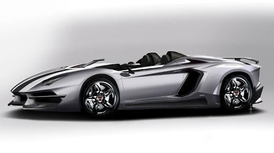 2.77 Milyon Dolarlık Lamborghini Aventador J İçin Tuning Kiti!
