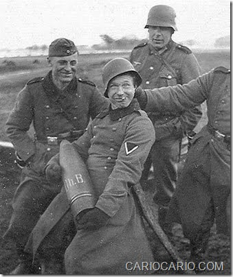 Fotos engraçadas da Segunda Guerra Mundial (15)