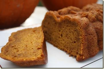 Bernice's Pumpkin Bread 007