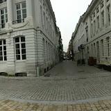 'Geografische en creatieve Run' doorheen Brussel