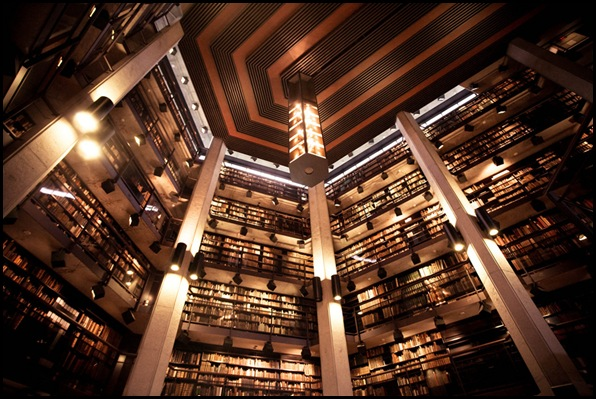 Thomas Fisher Rare Book Library at University of Toronto, Canada