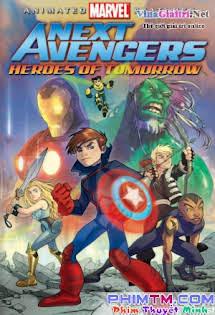 Biệt Đội Siêu Anh Hùng: Thế Hệ Kế Tục - Next Avengers: Heroes Of Tomorrow