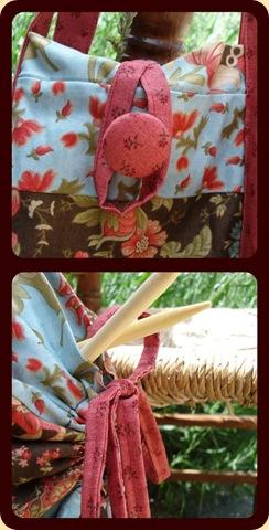 collage detalles bolso de nuria