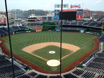 Nats Park View from Press Box1