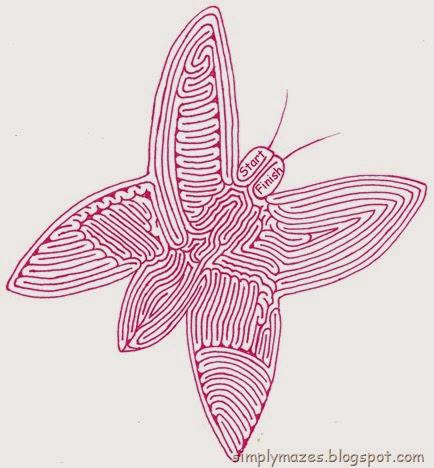 Maze #47: Flutter