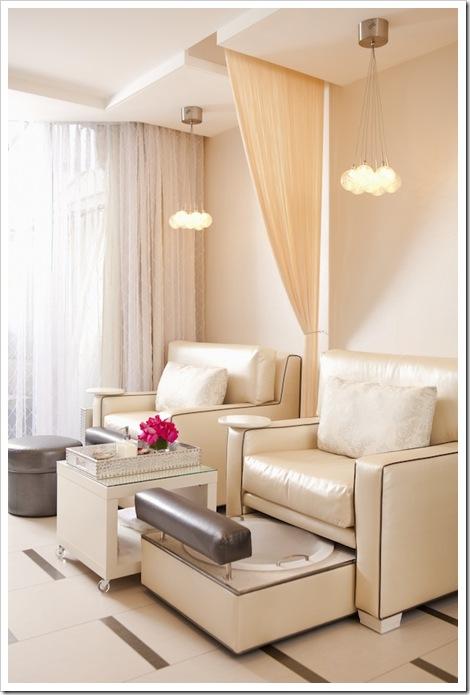 Casa nosta nail bar for Ada beauty salon